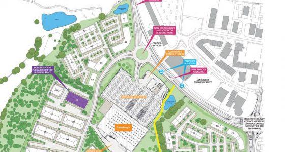 Bunford Park Masterplan